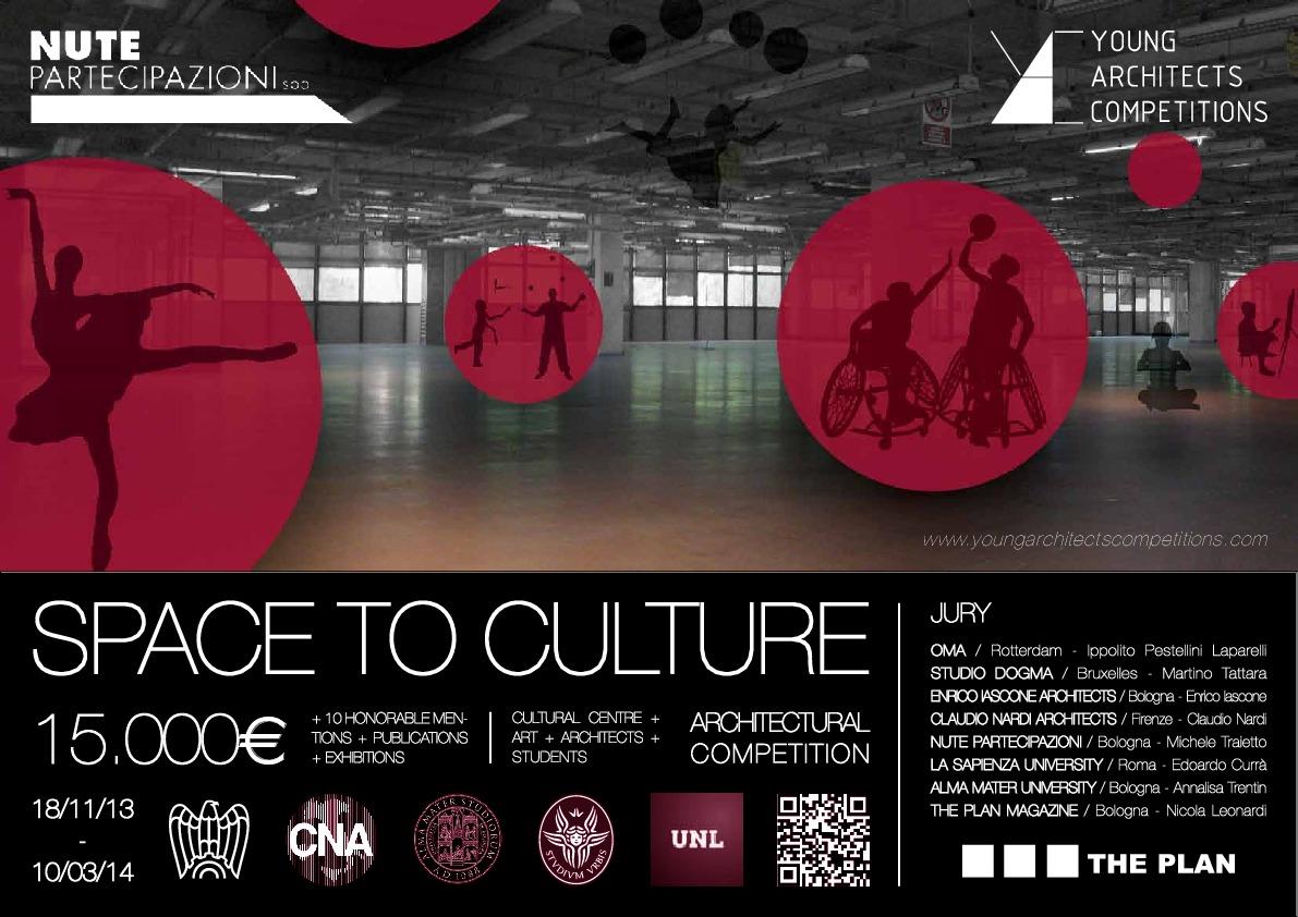 Concurso Espacio para la Cultura / Young Architects Competitions, Courtesy of YAC