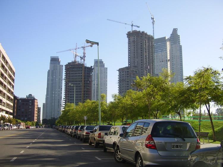 Perspectivas sobre Buenos Aires: uma aproximação ao modelo morfológico