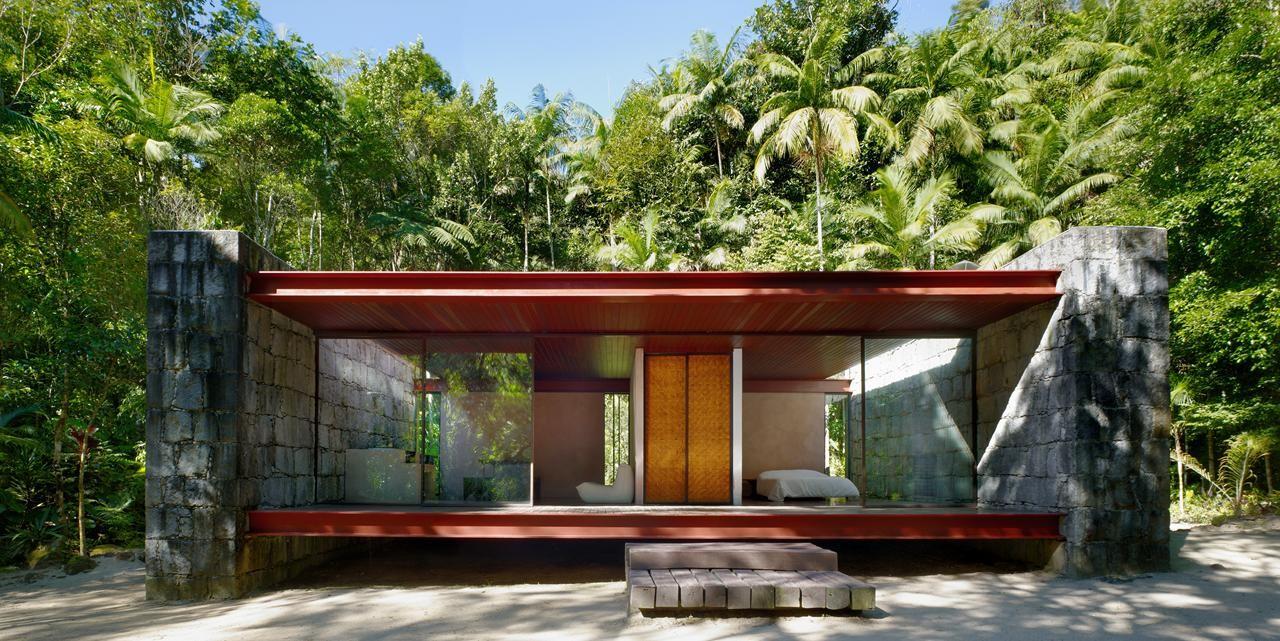 Rio Bonito House / Carla Juaçaba, © Nelson Kon