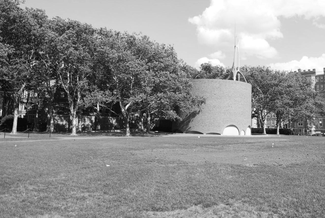 AD Classics: MIT Chapel / Eero Saarinen, © Flickr User: isabelle (CC BY-NC-SA)