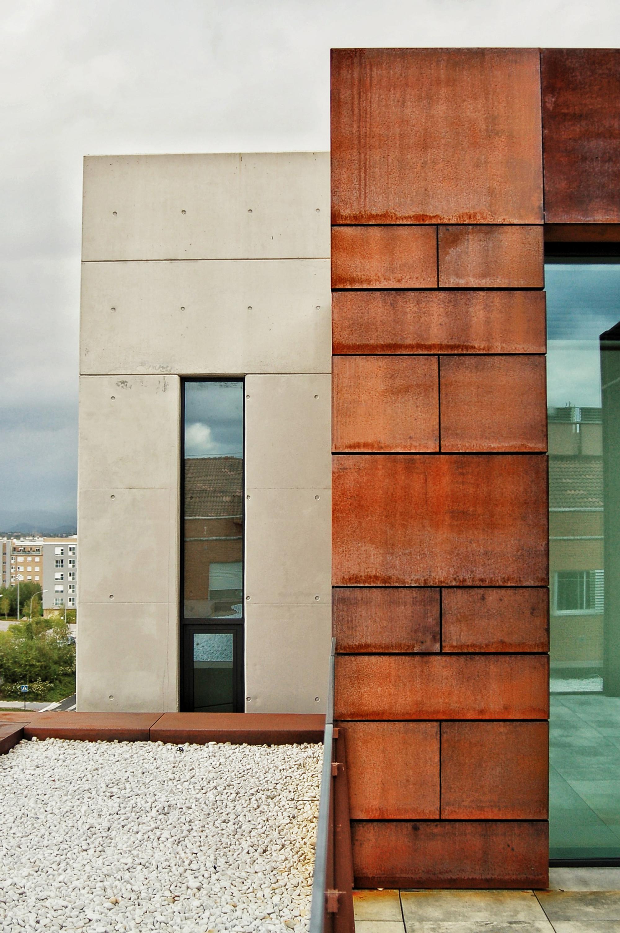 Galer a de edificio de oficinas en vitoria lh14 arquitectos 5 - Arquitectos en vitoria ...