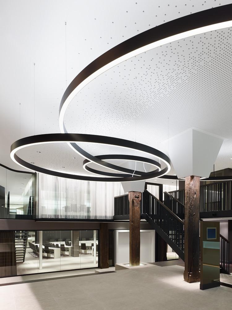 Schorndorf Town Hall Ippolito Fleitz Group Archdaily