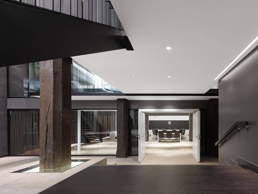 Gallery of schorndorf town hall ippolito fleitz group 19 for Interior design photo agency