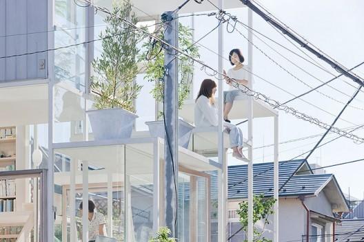 "Inside Japan's ""Crazy"" Housing, House NA / Sou Fujimoto Architects. Image © Iwan Baan"