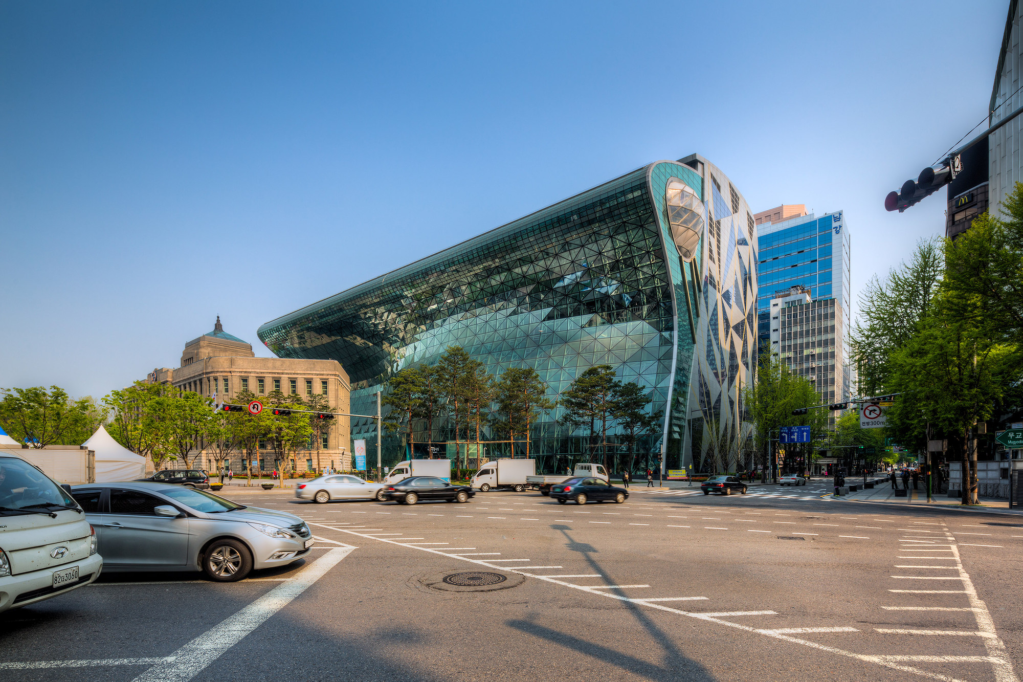 Gallery Of Seoul New City Hall    Iarc Architects