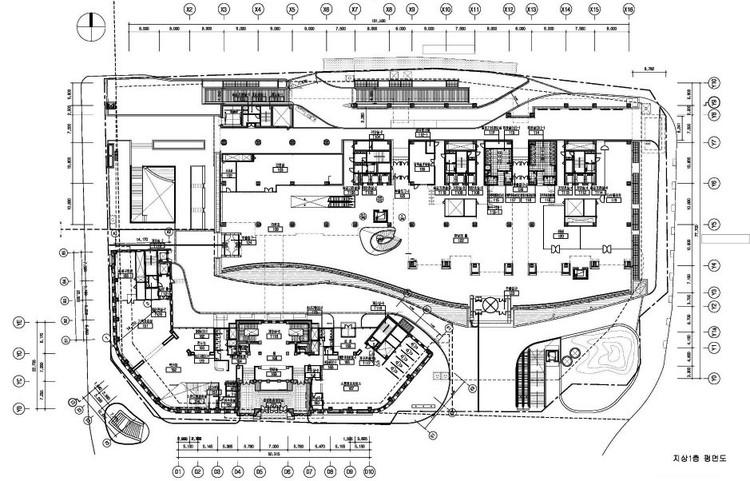 Seoul New City Hall / iArc Architects | ArchDaily