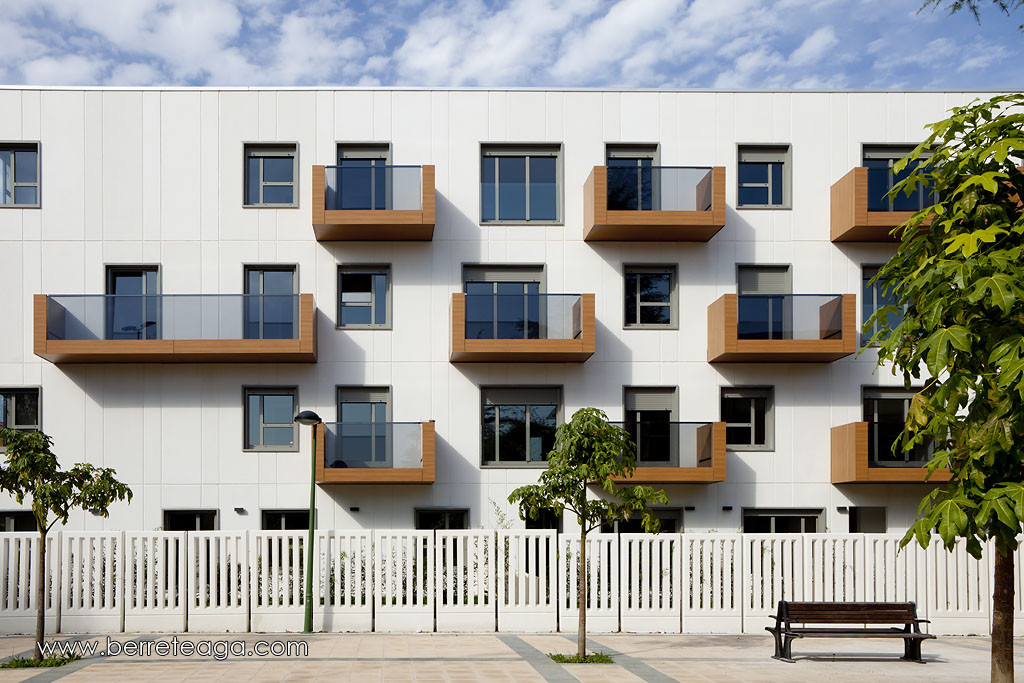 32 Fadura Dwellings / Erredeeme, © Francisco Berreteaga