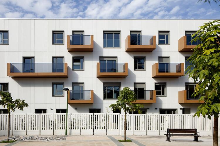 32 Habitações Fadura / Erredeeme, © Francisco Berreteaga