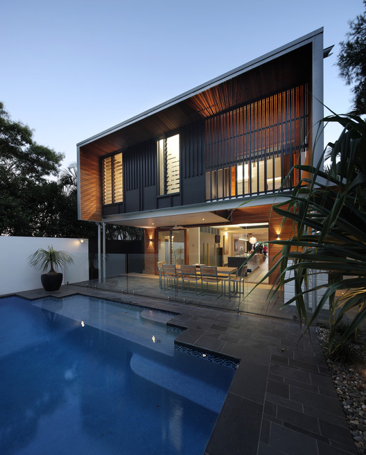 Casa Beeston / Shaun Lockyer Architects, © Scott Burrows