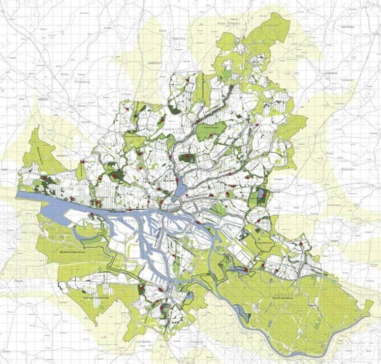 O plano de Hamburgo para eliminar o uso do automóvel nos próximos 20 anos