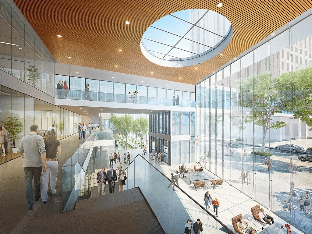 perkins will selected to design prentice replacement archdaily