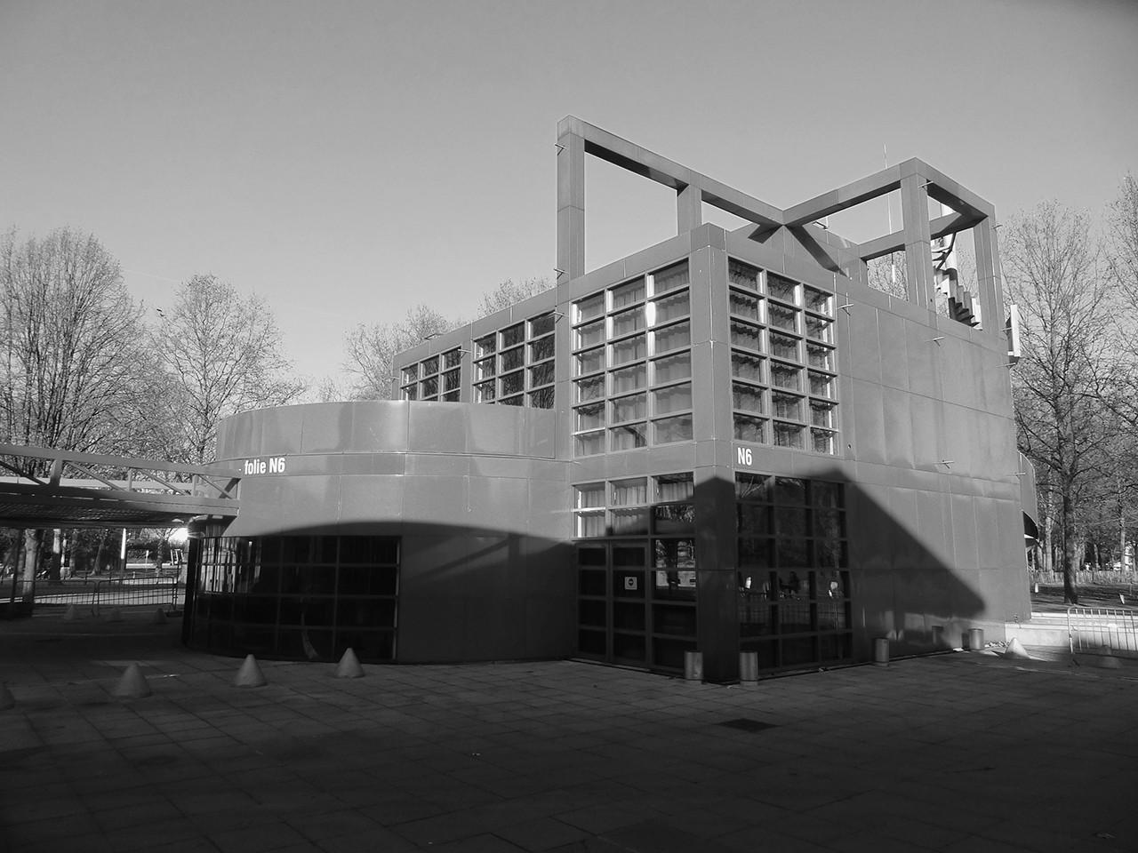 Ad classics parc de la villette bernard tschumi for Ad architects