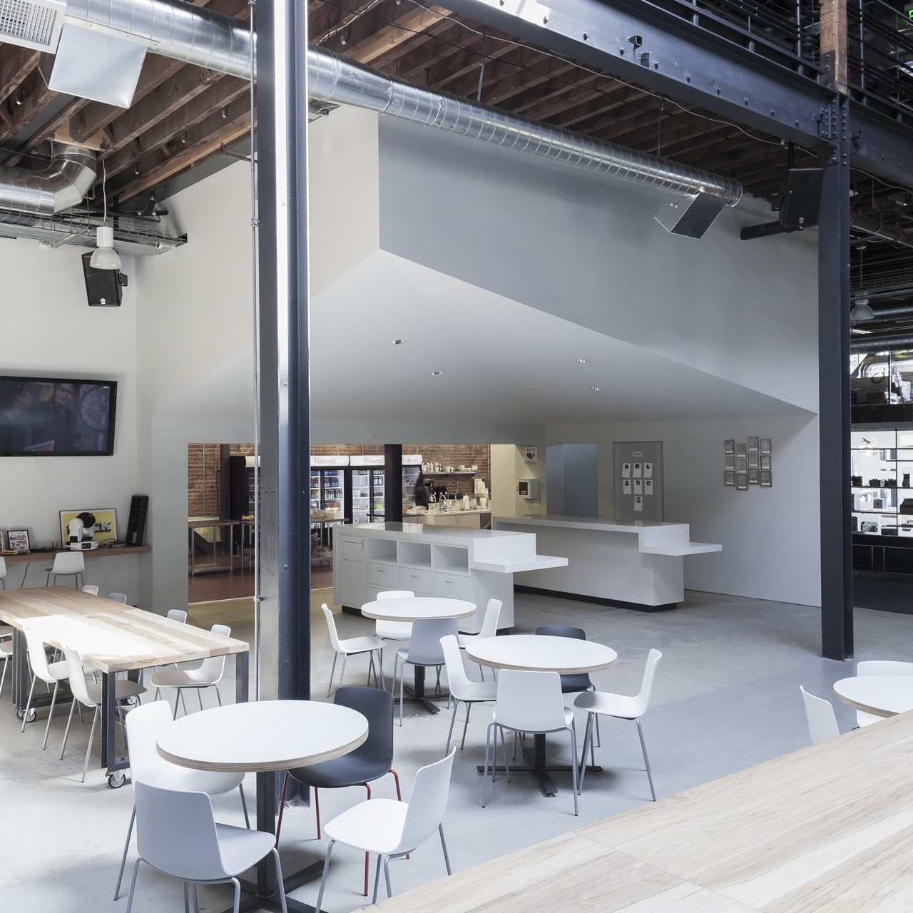 Gallery of Pinterest Headquarters / All of the Above + First