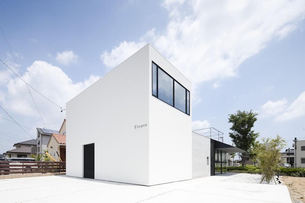 Fleuve  / APOLLO Architects & Associates, © Masao Nishikawa