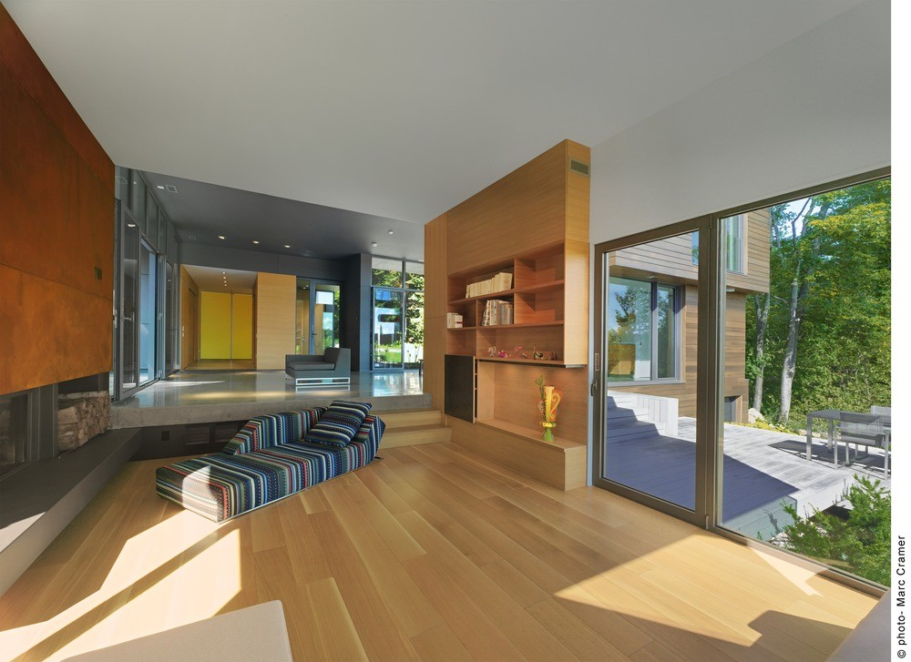 Gallery Of T House Natalie Dionne Architecture 5