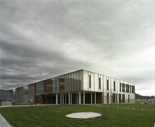 Muros Health Center / Irisarri Piñera Arquitectos, © Juan Rodríguez