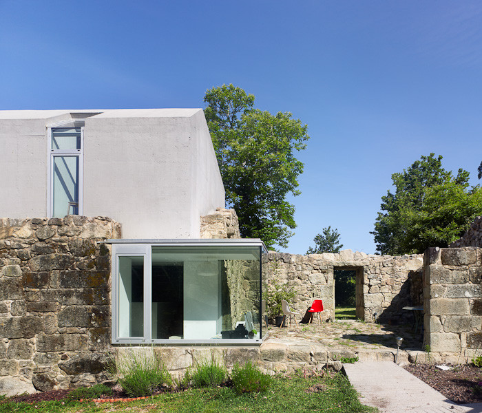 Single Family House / Irisarri Piñera Arquitectos, © Hector Santos Díez