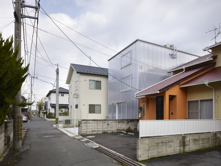 Casa em Tousuien / Suppose Design Office, © Toshiyuki Yano