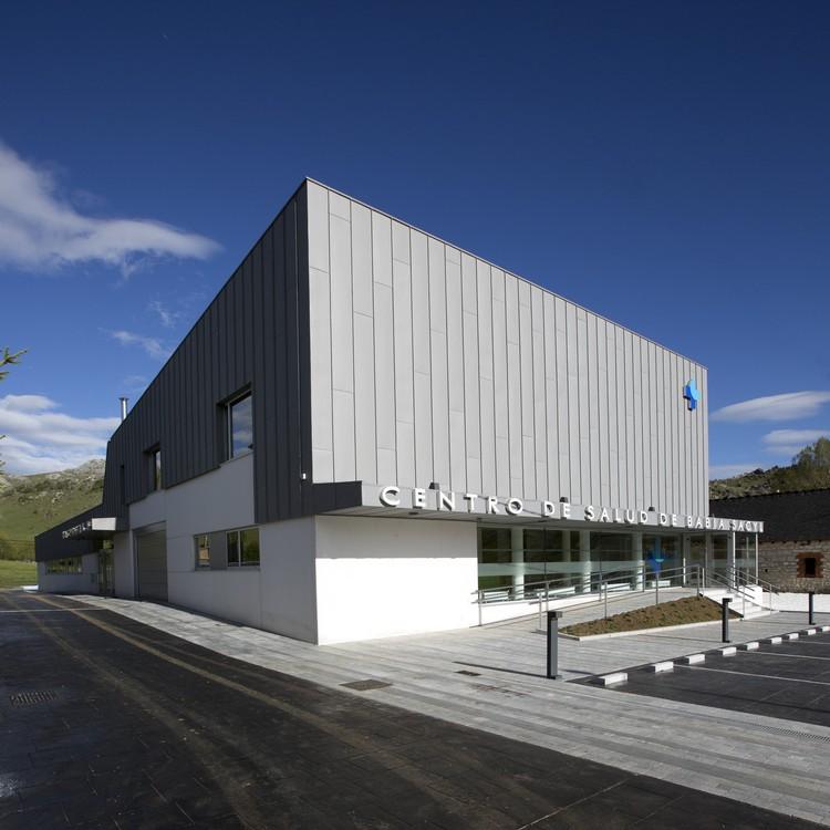 Centro de Saúde em Babia / Virginiaarq, © Jara Varela
