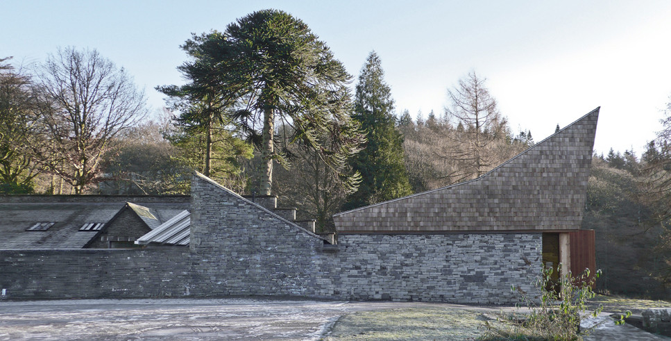 Grizedale / Sutherland Hussey Architects, Courtesy of Sutherland Hussey Architects