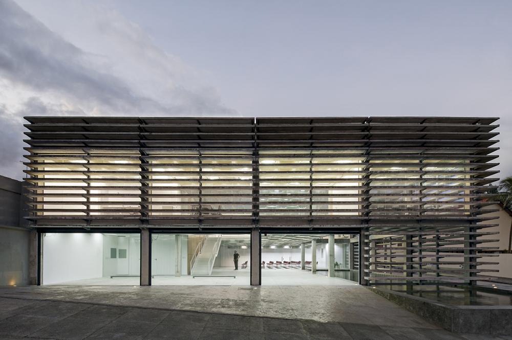 CREA-PB Headquarters / MAPA, © Leonardo Finotti