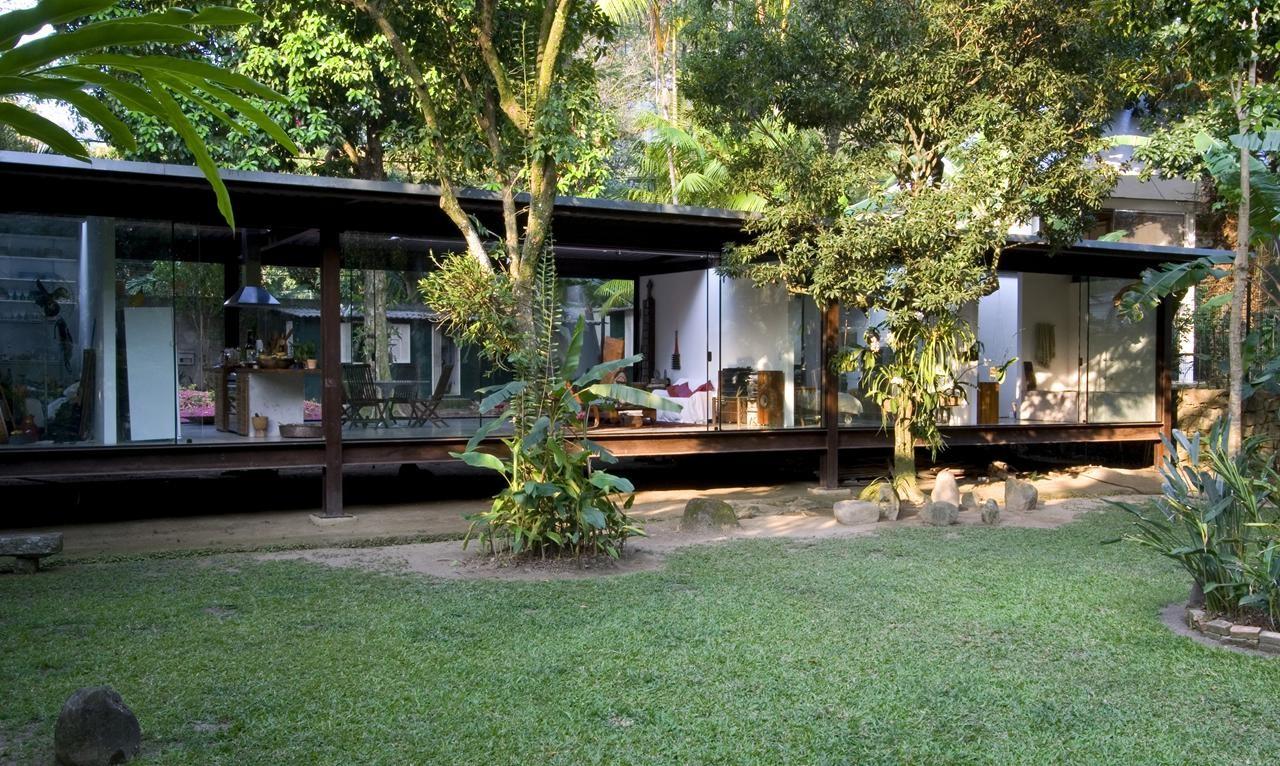 Brazilian Houses House Varanda Carla Juaassaba Archdaily
