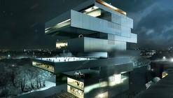Anunciados os três finalistas para o Centro de Artes Contemporâneas de Moscou