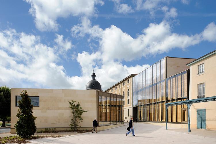 La Passerelle / Pierre Vurpas e Associés Architectes, © Studio Erick Saillet