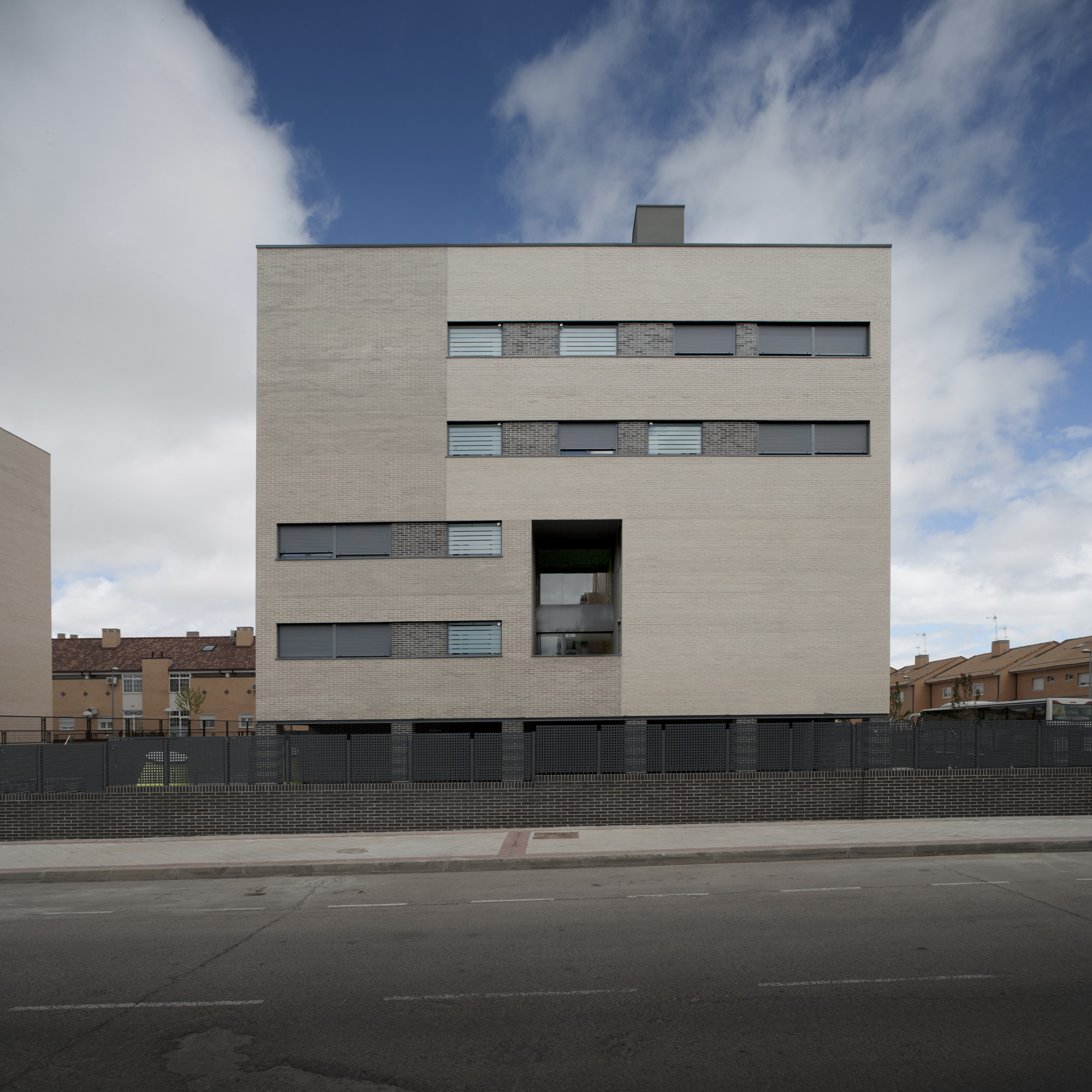 Ananda Building / Espegel - Fisac Arquitectos, © Ángel Baltanás