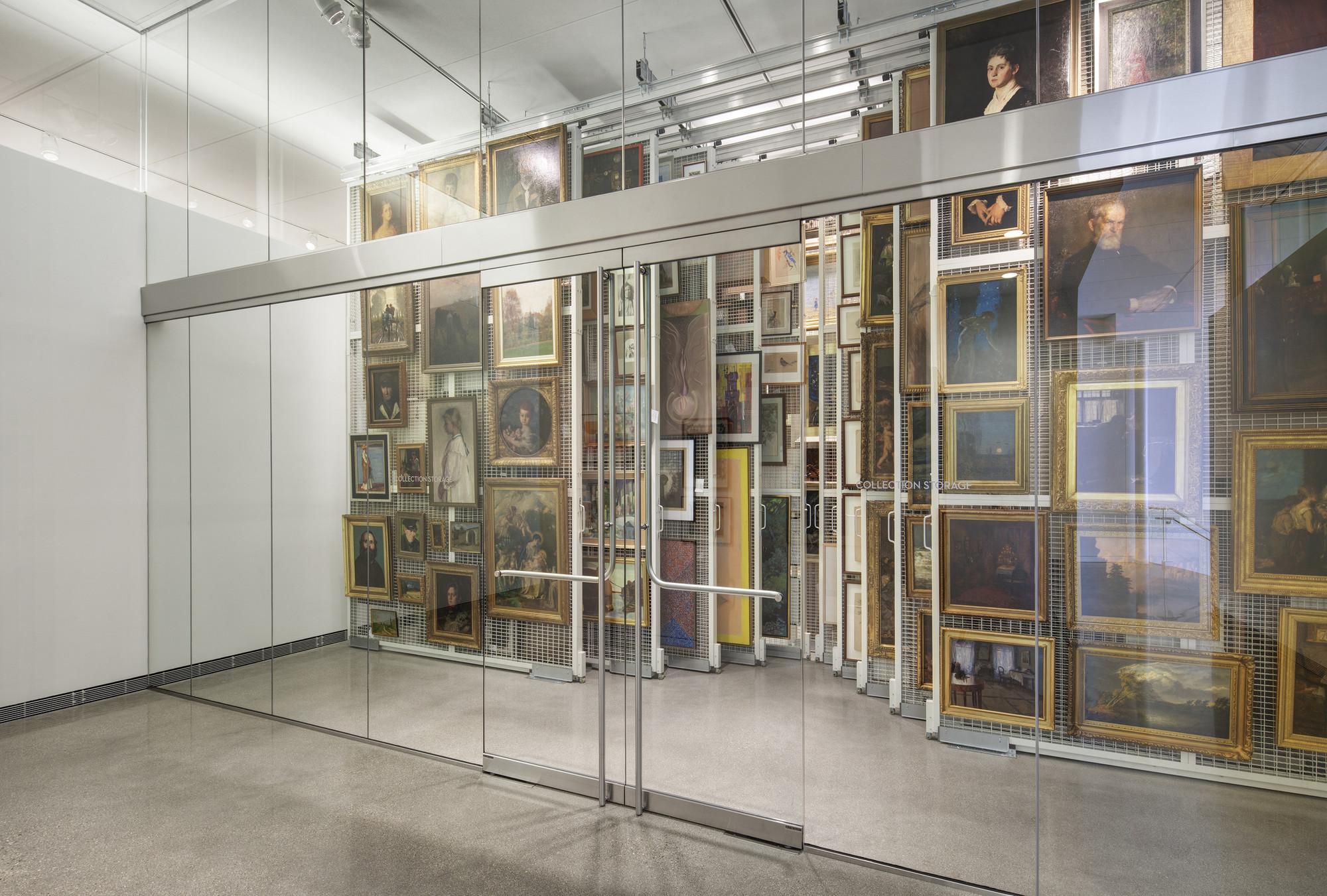 Gallery Of Museum Of Wisconsin Art Mowa Hga Architects