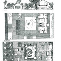 Ena de Silva House - Copy drawing by Vernon Nonis, 1985.. Image