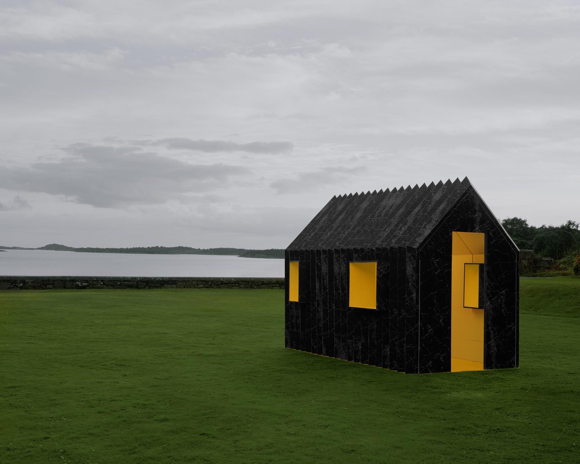 Chameleon Cabin / White Arkitekter, © Rasmus Norlander