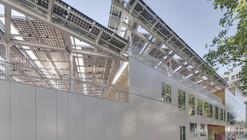 Escuela Zero Energía / Mikou Design Studio