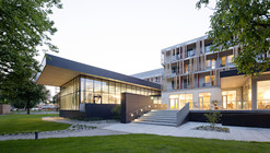 Medical Resort Bad Schallerbach / Architects Collective ZT-GmbH (AC)