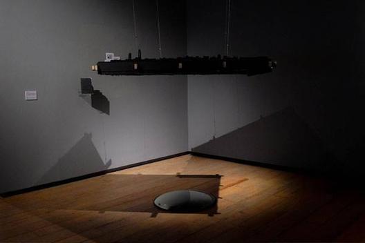 Colectivo Limit presenta Palacio Negro en la exposición Trazo Urbano / Museo de la Ciudad, Cortesía Limit