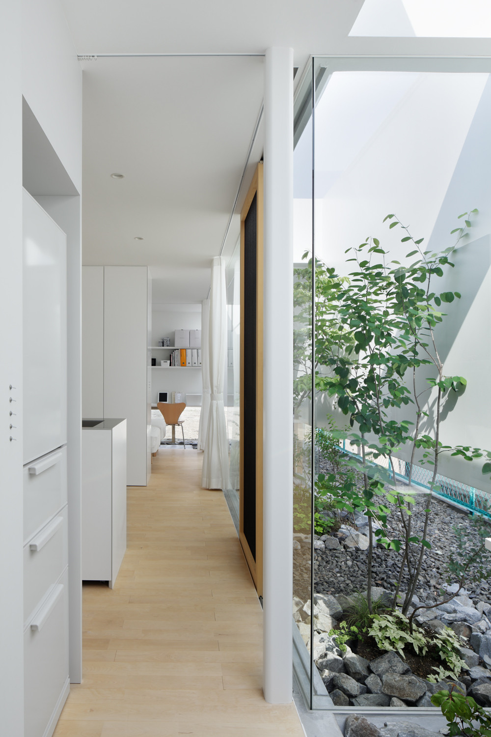 Gallery of green edge house ma style architects 2 for Edge house design