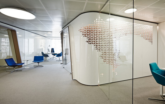 Oficinas Corporativas para el grupo Inaugure Hospitality / YLAB Arquitectos, © Eugeni Pons