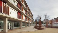 Edificio de 52 viviendas dotacionales  / Màrius Quintana Creus