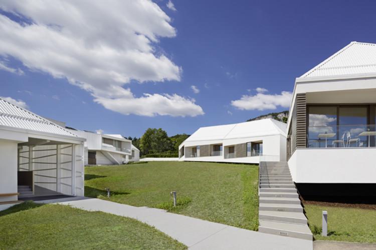 Centro de conferencias Stollhof / cp architektur, © Philipp Kreidl