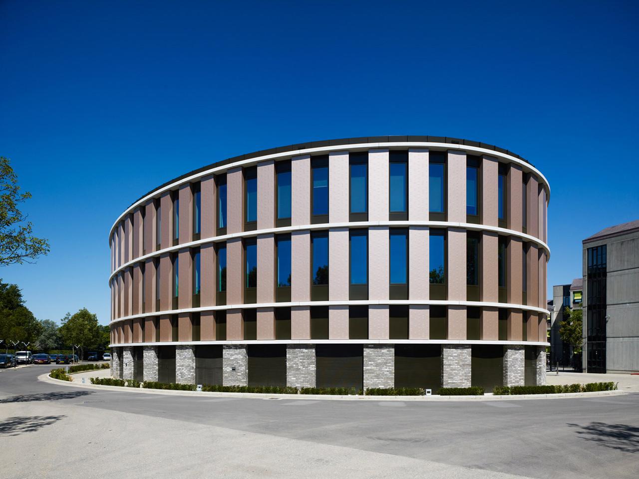 MCC / JHK Architecten, © Palladium Photodesign