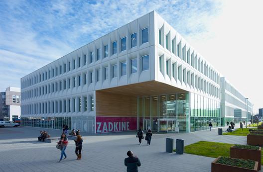 Unielocatie Zuiderpark / JHK Architecten