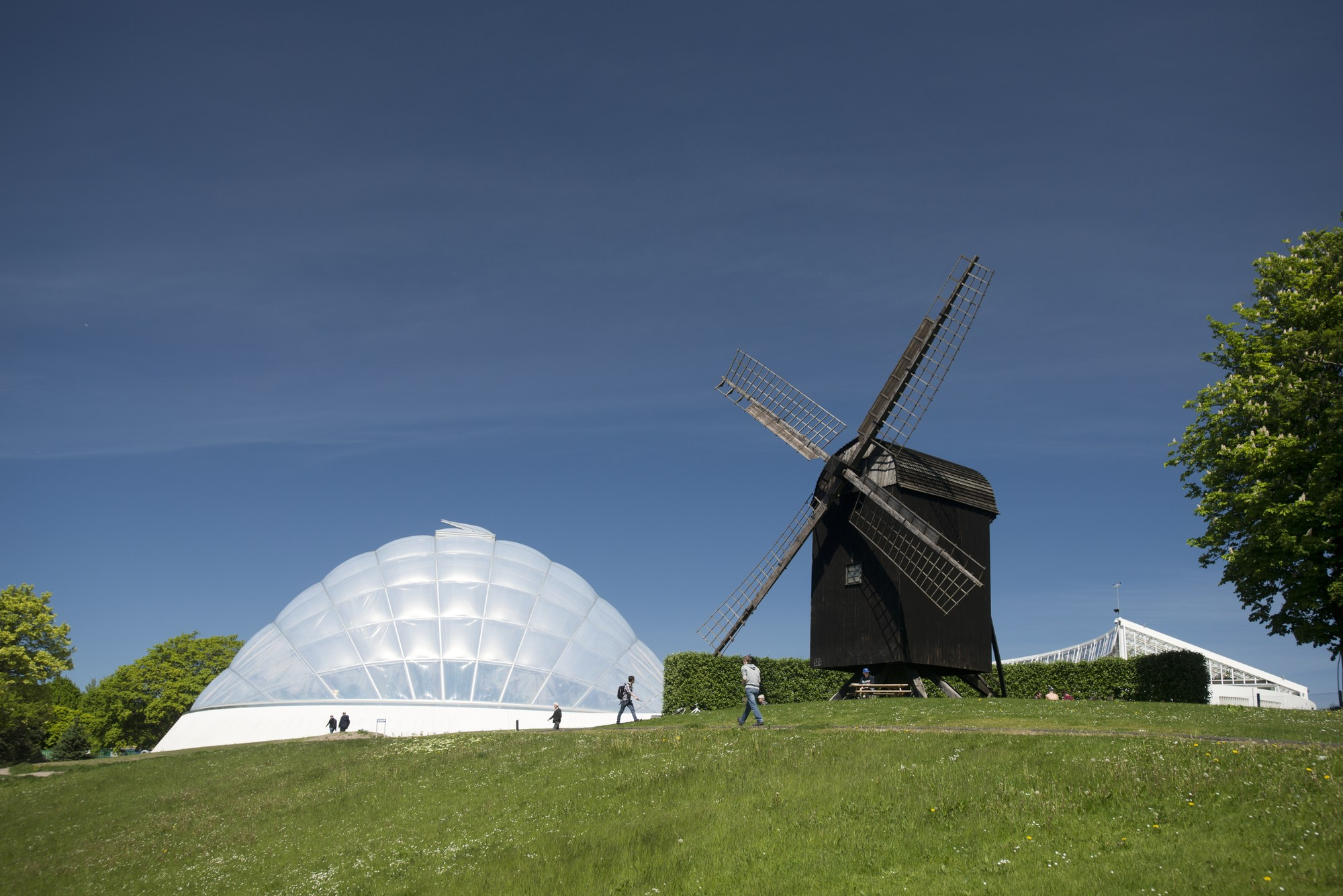 Sustainable Hothouse / C.F. Møller Architects, © Julian Weyer