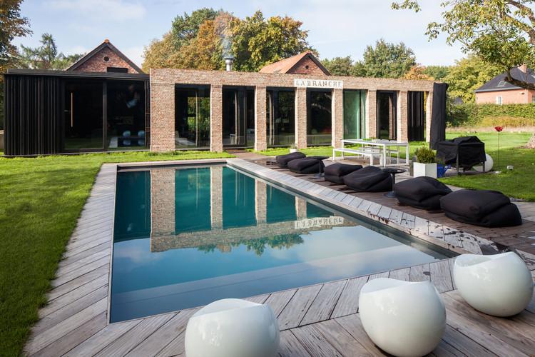 La Branche / DMOA Architecten , © Thomas Janssens