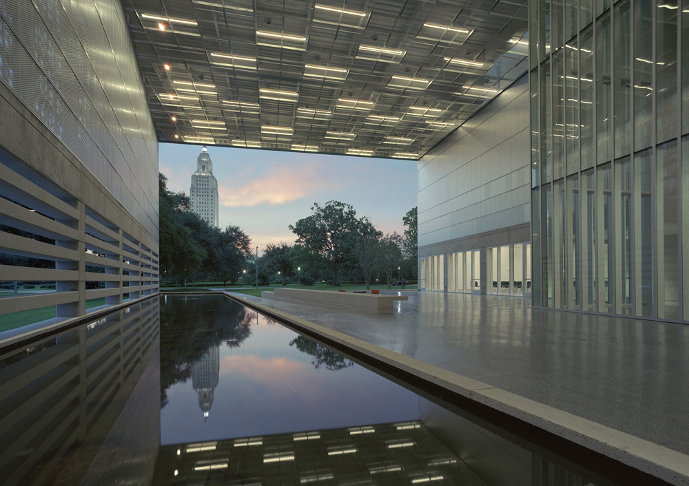AIA Announces Three Award Recipents, Louisiana State Museum. Image © Timothy Hurlsey
