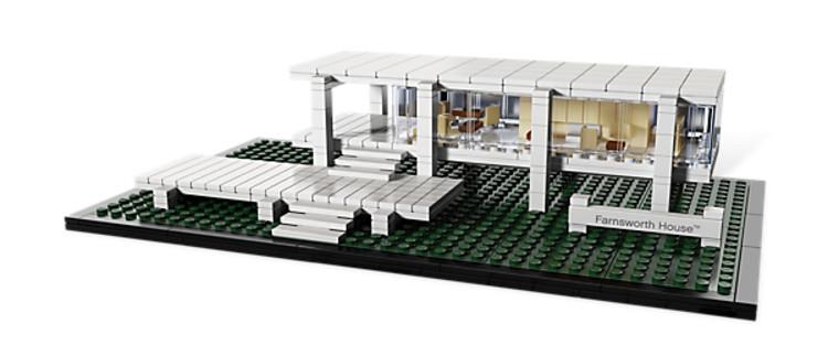 Lista do ArchDaily Brasil de presentes de Natal para arquitetos , © LEGO®