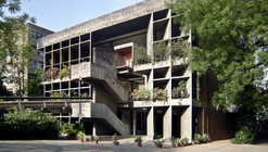 AD Classics: Mill Owners' Association Building / Le Corbusier