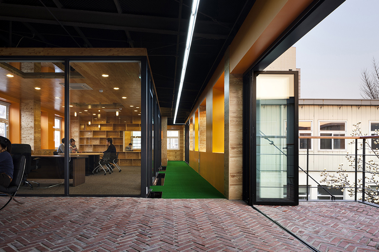 SCL – Seoul Creative Lab / Hyunjoon Yoo Architects