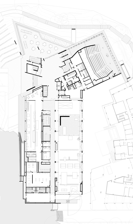 gallery of advanced engineering building richard kirk architect
