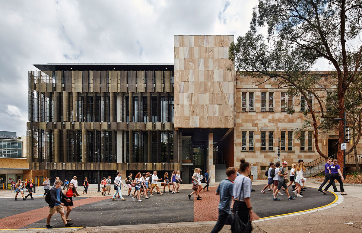 University of Queensland Global Change Institute / HASSELL, © Peter Bennetts