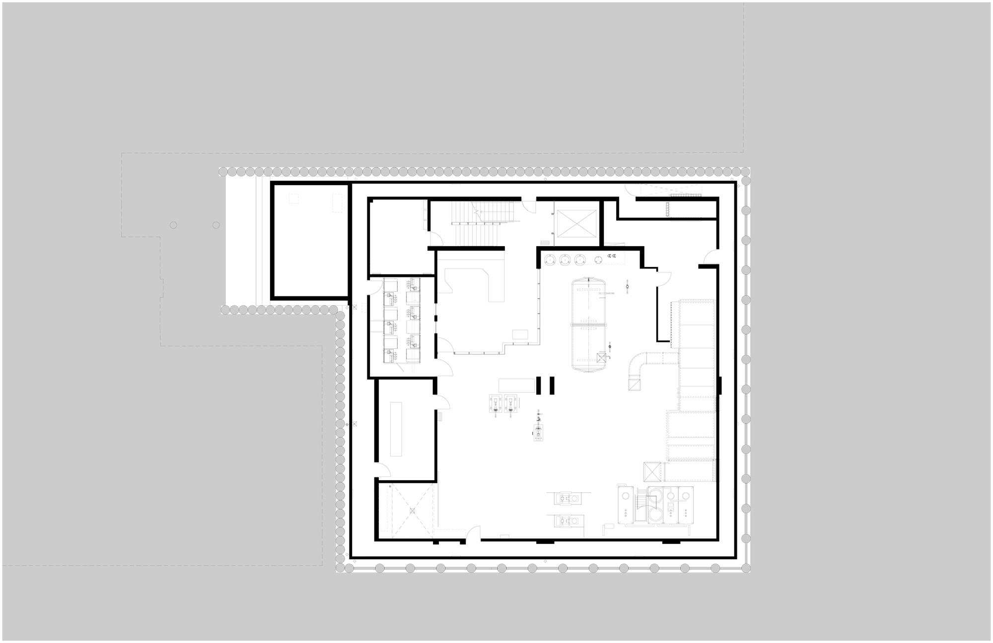 Lovely Basement Floor Plan